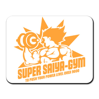 Коврик для мыши Saiya gym