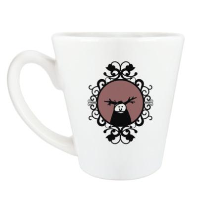 Чашка Латте Dear Deer