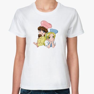 Классическая футболка поварята