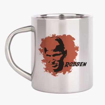 Кружка металлическая Роббен