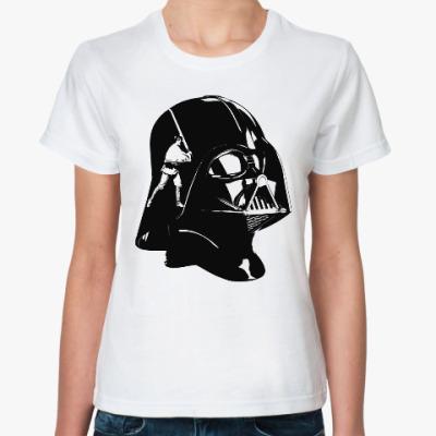 Классическая футболка Дарт Вейдер (Darth Vader)