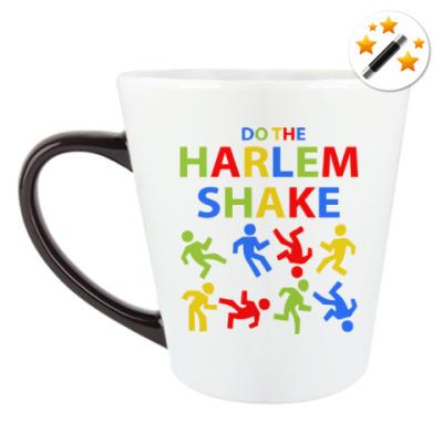Кружка-хамелеон Harlem Shake