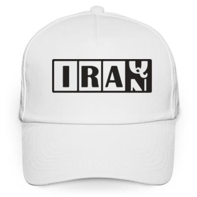 Кепка бейсболка Иран-Ирак