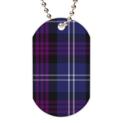 Жетон dog-tag Жетон Heritage of Scotland