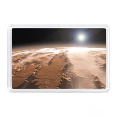 Магнит Планета Марс