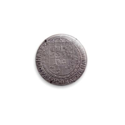 Значок 25мм  'Древняя монета'