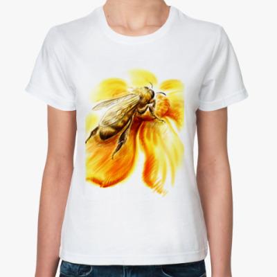 Классическая футболка 'Пчёлка'