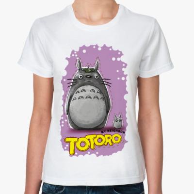 Классическая футболка  Тоторо 1.3