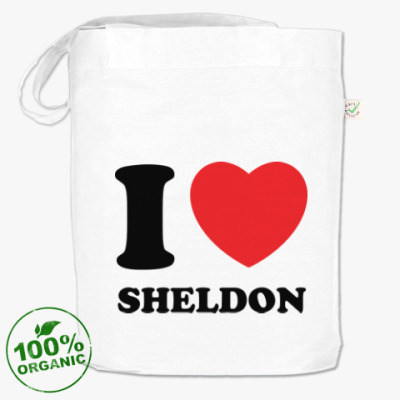 Сумка I Love Sheldon