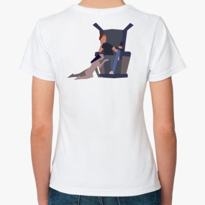 Классическая футболка Lester's Triumph