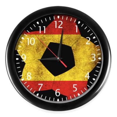 Часы Футбольный мяч
