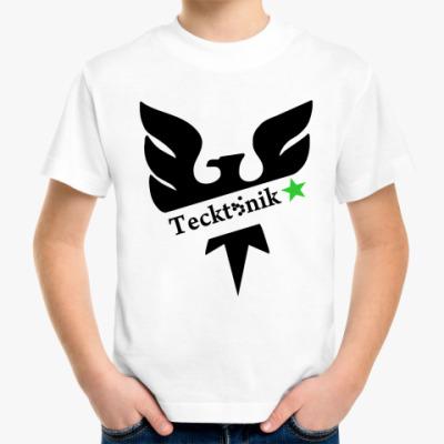 Детская футболка Tecktonik
