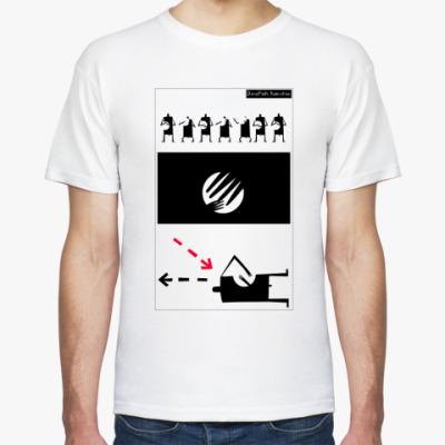 Футболка  футболка Там-там