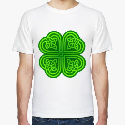 Футболка  Кельтский узор
