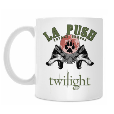 Кружка La push