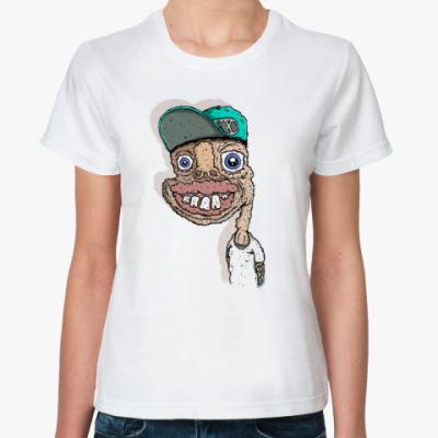 Классическая футболка Freak men