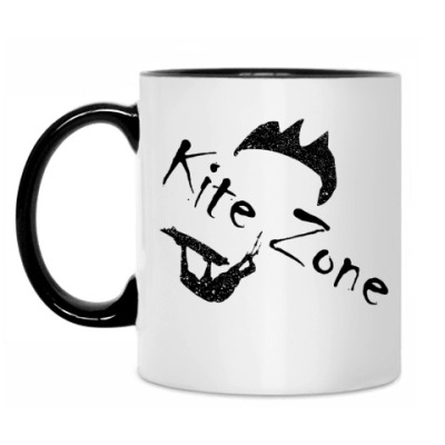 Кружка Кайт зона