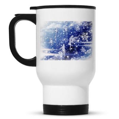 Кружка-термос Моя зима