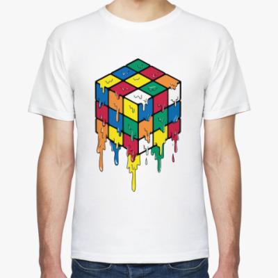 Футболка Кубик Рубика | Спидкубинг