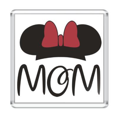 Магнит Mom