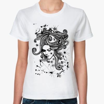 Классическая футболка Горгона