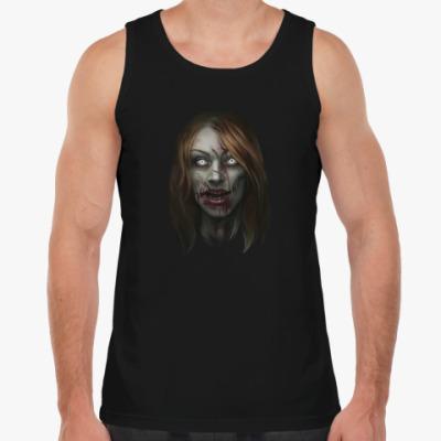 Майка Зомби-девушка