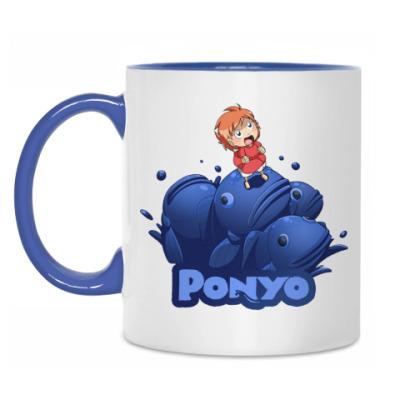 Кружка Ponyo