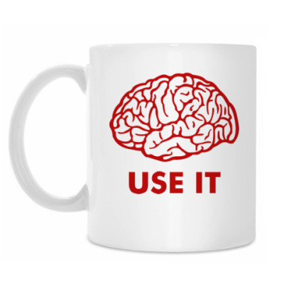 Кружка Мозг