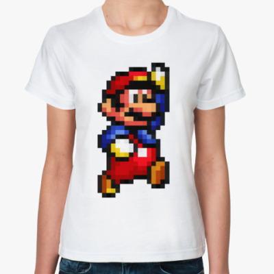 Классическая футболка Mario