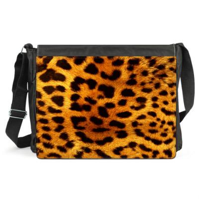 Сумка Леопард