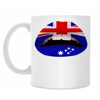 Кружка Австралийские Губы (флаг)