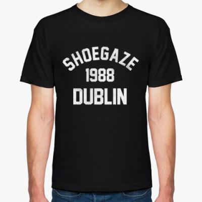 Футболка Shoegaze 1988