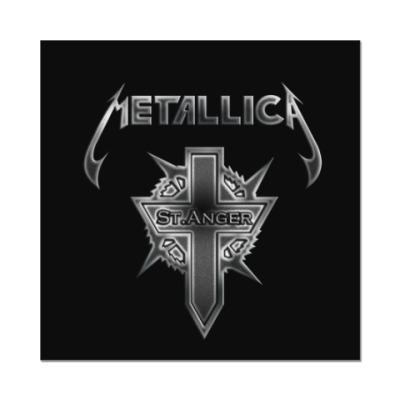 Наклейка (стикер) Metallica