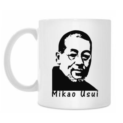 Кружка Микао Усуи