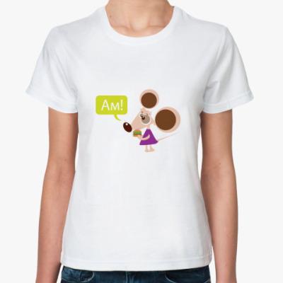 Классическая футболка Ам!