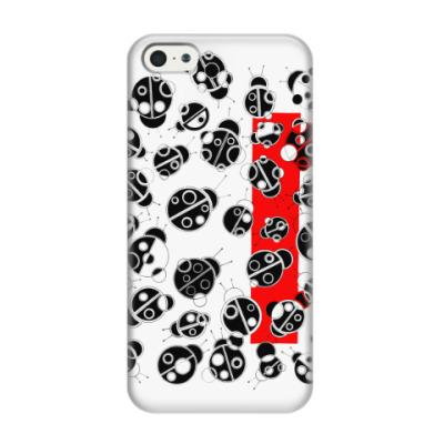Чехол для iPhone 5/5s Коровушки
