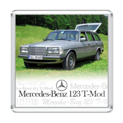Магнит  Mercedes-Benz 123 T