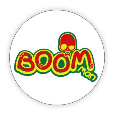 Костер (подставка под кружку) Boom Man