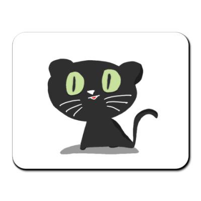 Коврик для мыши Кот