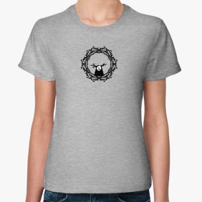 Женская футболка Dear Deer