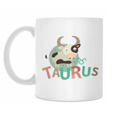 Кружка Знаки зодиака. Телец / Taurus