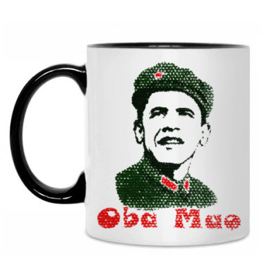 Кружка ObaMao
