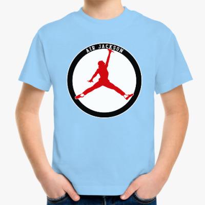 Детская футболка Air Jackson