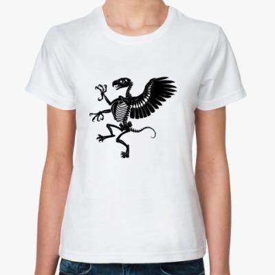 Классическая футболка Грифон