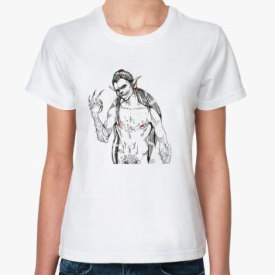 Классическая футболка  Sexy
