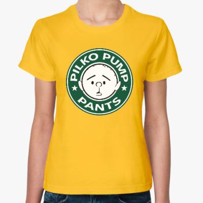 Женская футболка Pilko Pump