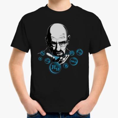 Детская футболка Heisenberg