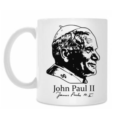 Кружка John Paul II