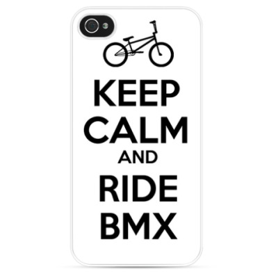Чехол для iPhone Ride Bmx