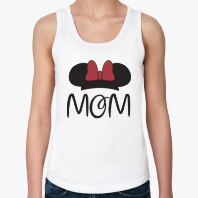 Женская майка Mom